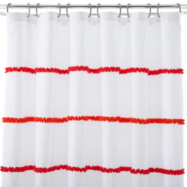 jcpenney.com | JCPenney Home™ Edie Shower Curtain