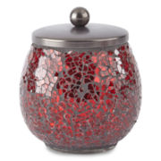 Royal Velvet® Crystal Covered Jar
