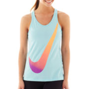 Nike® Swoosh Escape Dri-FIT Tank Top