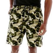 Hanes® 2-pk. Pajama Shorts--Big&Tall