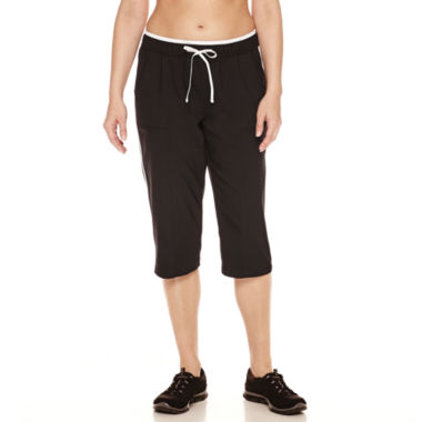 jcpenney.com | Made For Life Workout Capris Talls