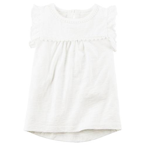 Carter's Cap Sleeve Top - Preschool Girls