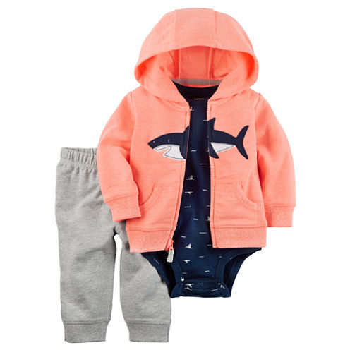 Carter's 3-Piece Outfit - Baby Boys