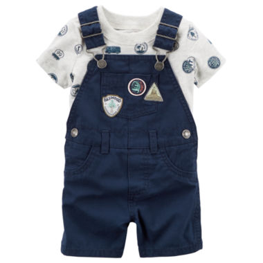 jcpenney.com | Carter's Boys 2-pc. Short Sleeve Pant Set-Baby