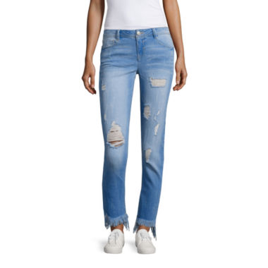 jcpenney.com | Almost Famous Skinny Jeans-Juniors