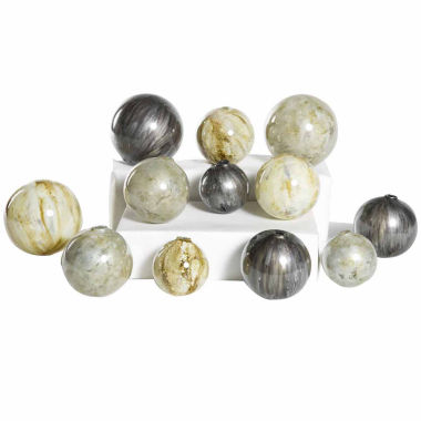 jcpenney.com | Knox And Harrison 12-Pc. Decorative Ball Set Decorative Balls
