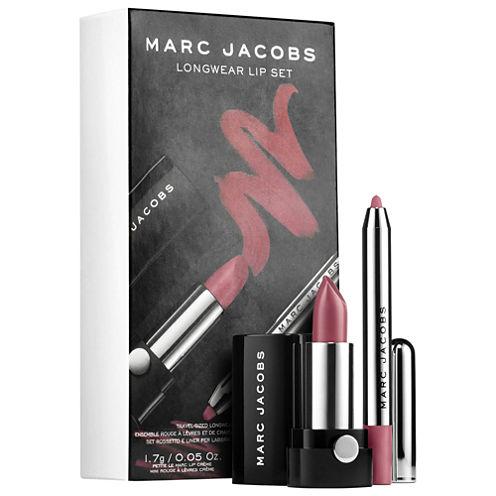 Marc Jacobs Beauty Longwear Lip Set