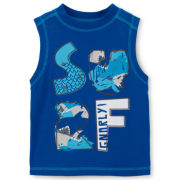 Okie Dokie® Muscle Tee - Boys 2t-5t