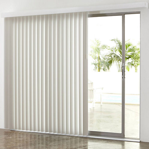 """JCPenney Home™ 3½"""" Vertical Blinds"""