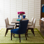 Happy Chic by Jonathan Adler Bleecker Dining Collection
