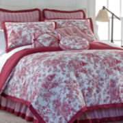 jcp home™ Toile Garden Comforter Set