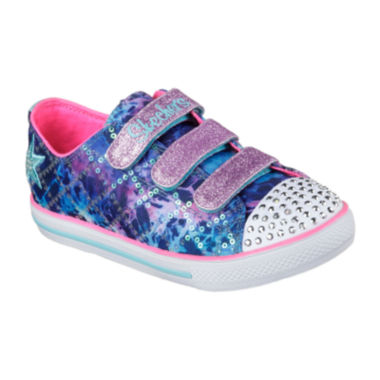 jcpenney.com | Skechers® Chit Chat Girls Dazzle Days Sneakers - Little Kids