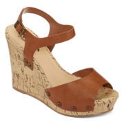 Arizona Lucy Wedge Sandals