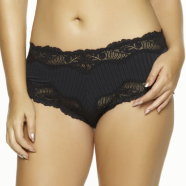 jcpenney.com | Paramour Stripe Delight Hipster Panties
