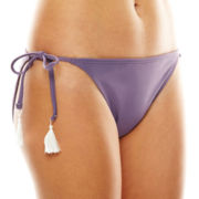 Ninety-Six Degrees Sweet Talker String Hipster Swim Bottoms
