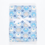 Cutie Pie 2-pc. Printed Velboa Blanket
