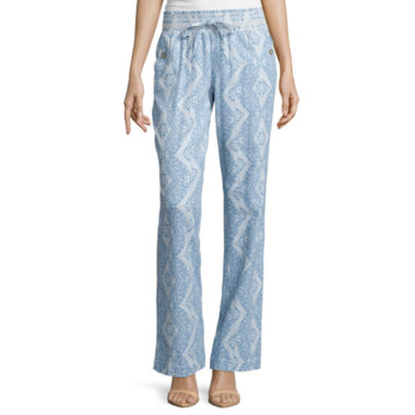 jcpenney.com | Rewash Linen Pull-On Pants