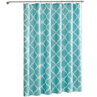 jcpenney.com | Madison Park Essentials Concord Printed Shower Curtain