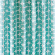 Intelligent Design London Printed Shower Curtain
