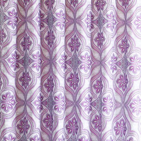 Intelligent Design Audrey Printed Shower Curtain