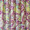 Intelligent Design Kayla Microfiber Shower Curtain