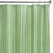 Bacova Sea Stripe Shower Curtain
