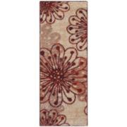 Bonibella Floral Runner Rug