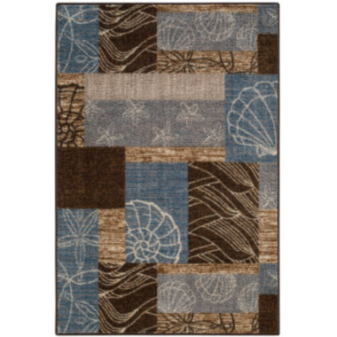 jcpenney.com | Ocean Collage Rectangular Rug