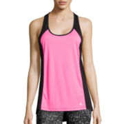 Xersion™ Double Colorblock Quick-Dri Tank Top