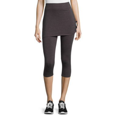 jcpenney.com | Xersion™ Studio Skirted Capris