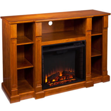 jcpenney.com | Pullman Entertainment Center with Fireplace