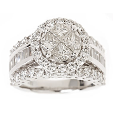 jcpenney.com | Harmony Eternally in Love 3 CT. T.W. Certified Diamond Bridal Ring