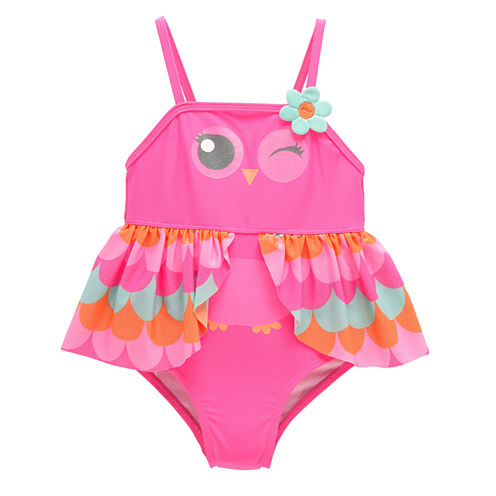One Piece Swimsuit Toddler