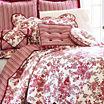 Toile Garden Pillow Sham