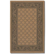 Couristan® Garden Lattice Indoor/Outdoor Runner Rug
