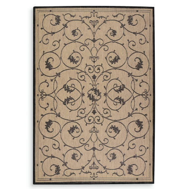 jcpenney.com | Couristan® Veranda Indoor/Outdoor Runner Rug