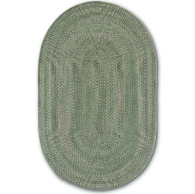 jcpenney.com | Colonial Mills® Greenbrier Reversible Braided Wool Oval Rug