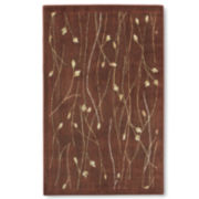 Nourison® Vines Rectangular Rug
