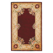 Momeni® Open Field Hand-Carved Wool Runner Rugs