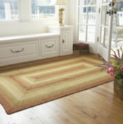 Malden Reversible Braided Runner Rug