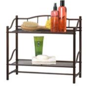Creative Bath™ 2-Shelf Wall Organizer