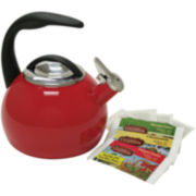 Chantal® Anniversary 2-qt. Tea Kettle