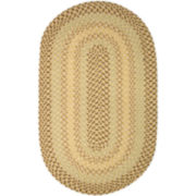 Westerly Reversible Braided Wool Oval Rugs