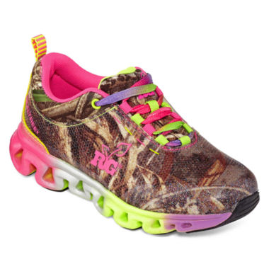 jcpenney.com | Realtree® Butterfly Camp Girls Running Shoes - Little Kids