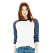 Joe Fresh™ Long-Sleeve Sport Sweater