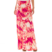 a.n.a® Fold-Over Maxi Skirt - Petite