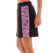 Made For Life™ Mesh Skort with Print Inset
