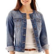 St. John's Bay® Denim Jacket