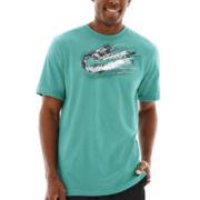 Nike® Ice Swoosh Graphic Tee