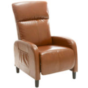 Maxwell Bonded Leather Recliner